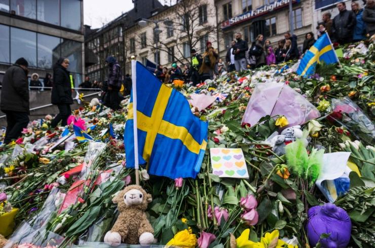 Stockholmi veokiründaja tunnistas end terrorismis süüdi