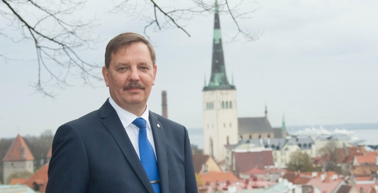 """Täna vastab linnapea Taavi Aas Tallinna TV otsesaates """"Linnapeatund"""" pealinlaste küsimustele"""