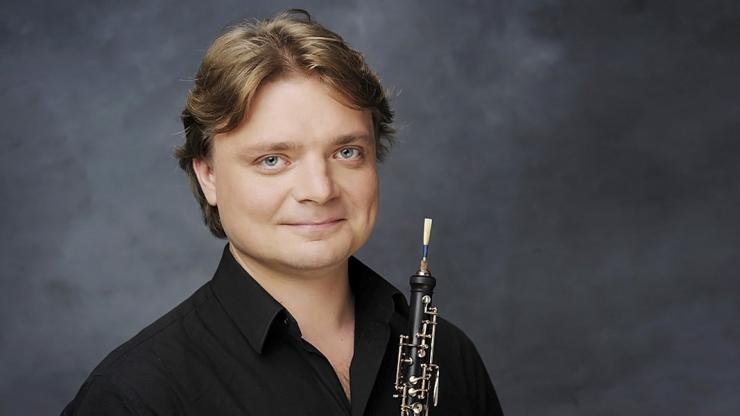 Oboekustnik Kalev Kuljus annab üle nelja aasta taas Eestis kontserdi