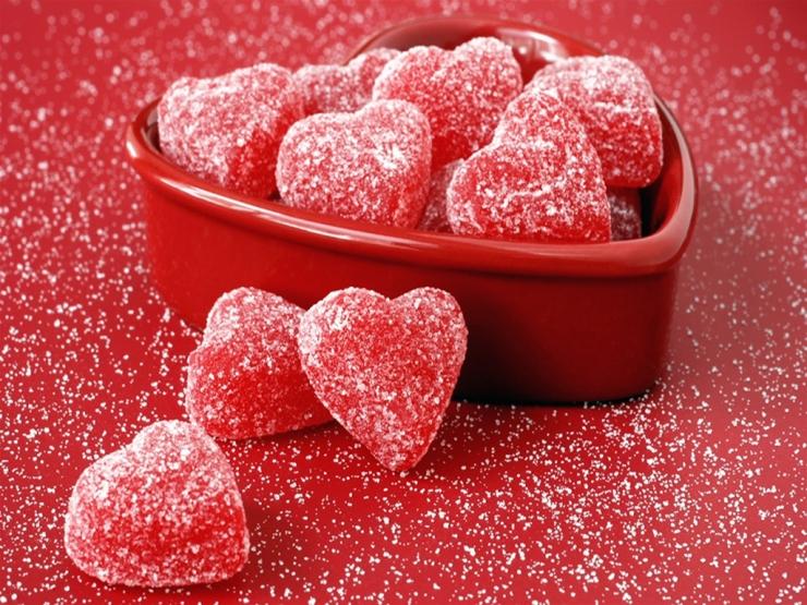 Sõbrapäeval jagatakse Mustamäel komme ja südameid
