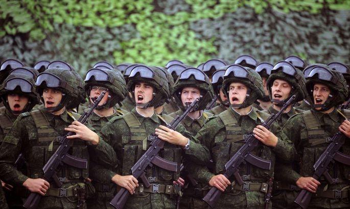 Tegevväelaste palgad tõusevad lähiaastatel kolmandiku võrra