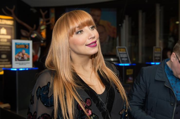 Tanja Mihhailova-Saar: filmis mängides saab oma vigu parandada, muusikalilaval mitte