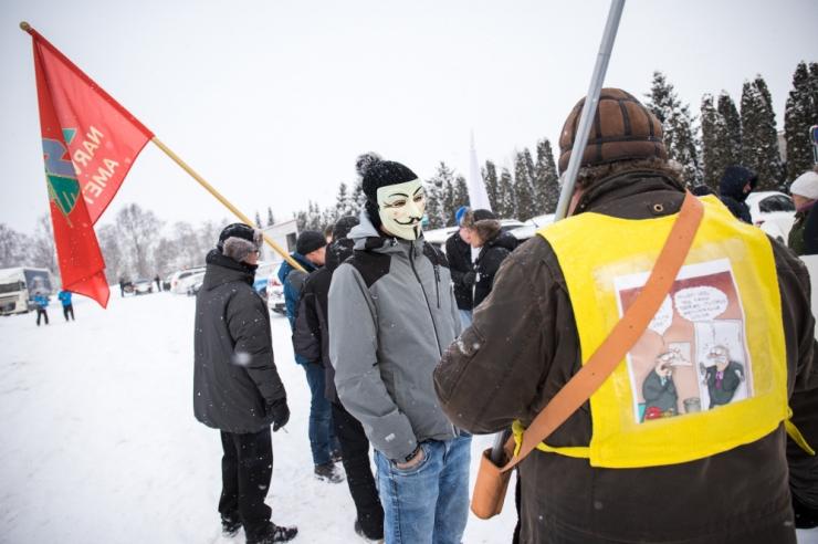 Rootsi toiduainetööstuse ametiühingud toetavad Rakvere streikijaid