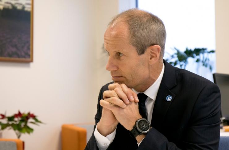 Tõniste: riik võiks erastada Eesti Posti
