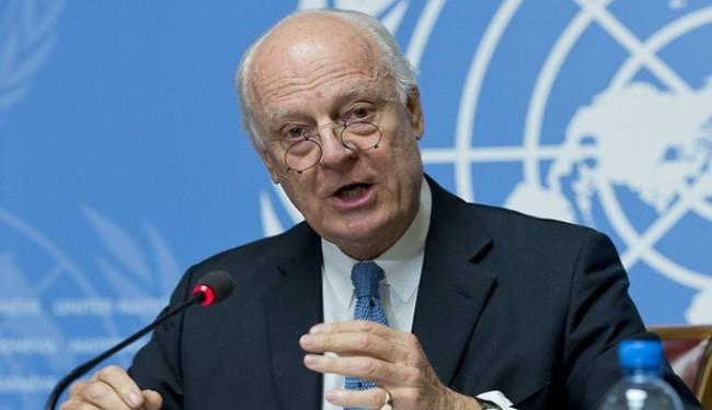 ÜRO erisaadik: Süüria sõjas on käes viimase nelja aasta ohtlikeim hetk