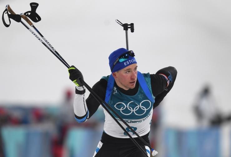 Meeste 20 km laskesuusatamise kuld läks Norrasse, Ermits sai 30. koha