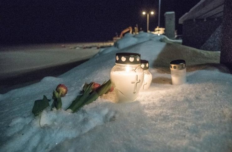 Pärnumaal leiti merejääl juhtunud õnnetuse neljas hukkunu