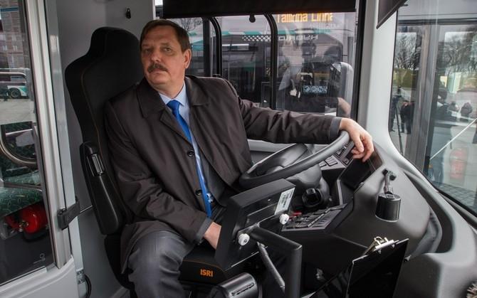 Aas: uus linnavalitsus edendas 100 päeva jooksul linnatransporti