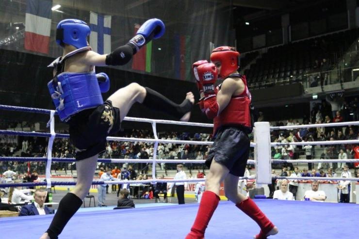 Sel nädalavahetusel toimuvad Tondiraba Jäähallis meistrivõistlused kaheksal võitluspordialal
