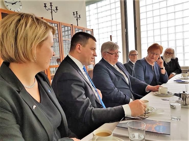Ratas Turus: Eesti ja Soome andmevahetus võiks innustada teisigi riike