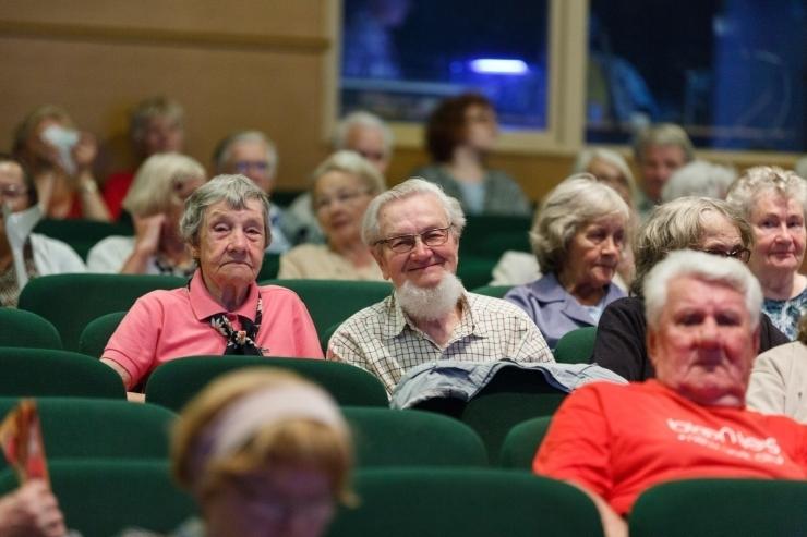 Eakate kinoklubi ootab uusi liitujaid