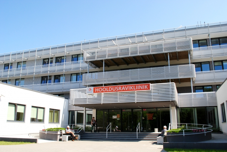 Lääne-Tallinna keskhaigla palub hooldusravikliiniku patsiente ajutiselt mitte külastada