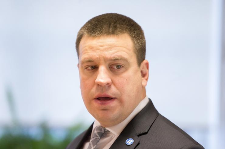 Peaminister Ratas: suurõppus Siil vajab paljude inimeste panust