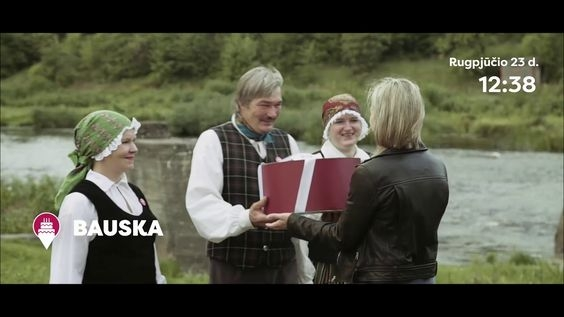 LAHE VIDEO! Läti soovib Eestile 100. sünnipäevaks õnne