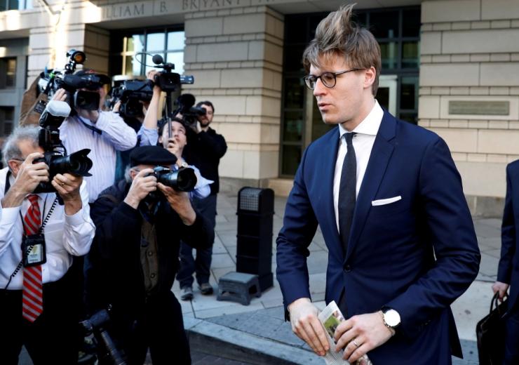 Manafortiga seotud advokaat võttis omaks valetamise USA eriprokurörile