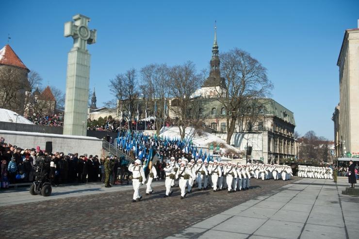 23. ja 24. veebruaril muudetakse liikluskorraldust kesklinnas