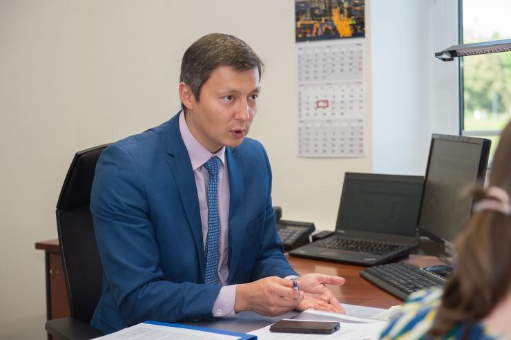 Keskerakonna Lasnamäe piirkonna juhiks valiti Mihhail Kõlvart