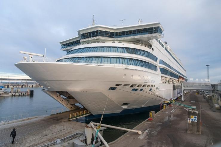 VIDEO! Tallink tervitas Eesti sünnipäeva udupasunatel