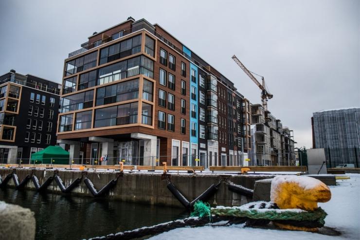 Eesti suurim väikeõlletootja Põhjala rajab Noblessneri sadamalinnakusse uue pruulikoja