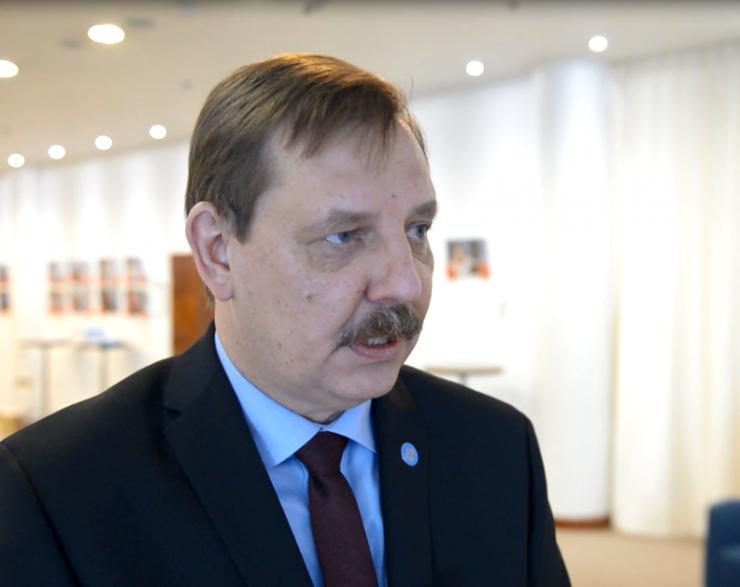 TAAVI AAS: Ühinenud linnad ja vallad on valitsusele tugevaks partneriks