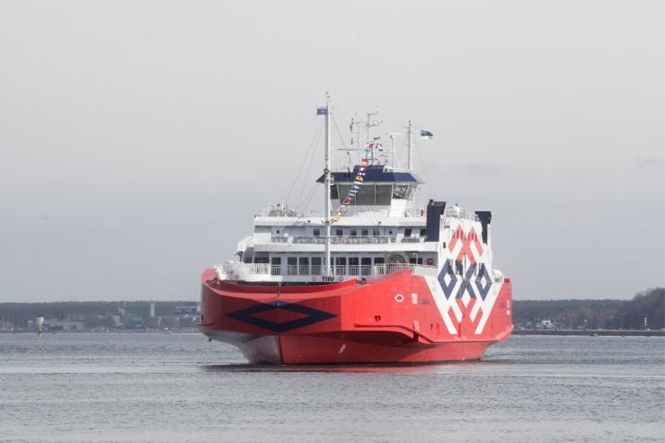 Laevad Hiiumaa liinil enne keskpäeva ei välju