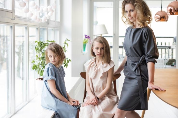 Karin Rask toob Tallinn Fashion Weeki lavale uuskasutatud materjalidest valminud kollektsiooni