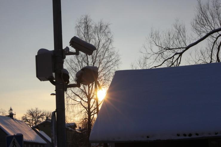 Kuressaare kesklinna pannakse 16 valvekaamerat