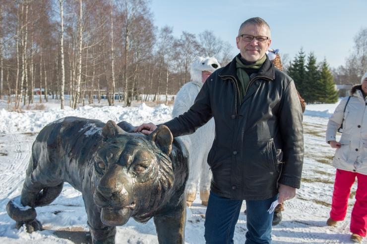 Eksperdid: Eestis leviv kärntõbi mõjutab suurkiskjate populatsioone