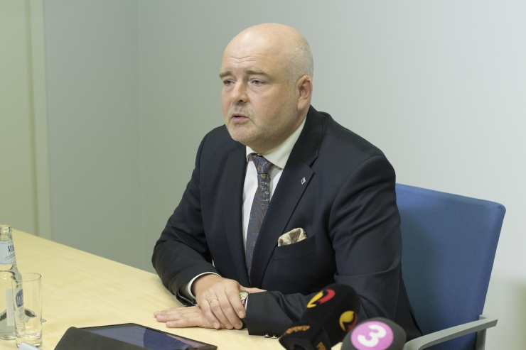 Siseministeeriumi audit: idapiiri planeerimisel vigu ei tehtud