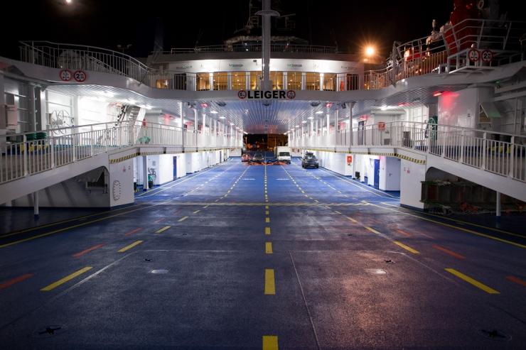 Parvlaevaliiklus Rohuküla-Heltermaa liinil taastub reedel