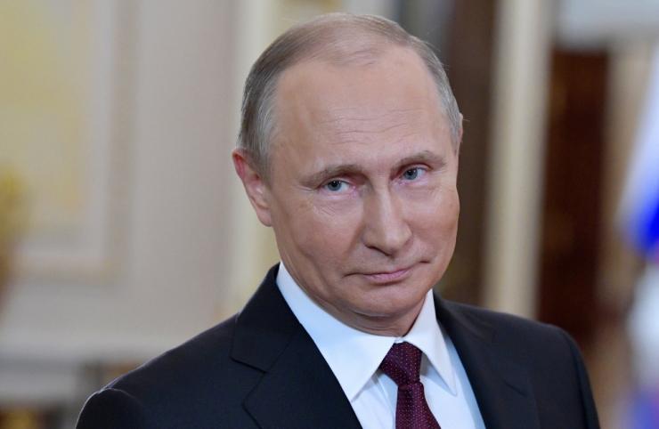 Putin õnnitles naisi naistepäeva puhul