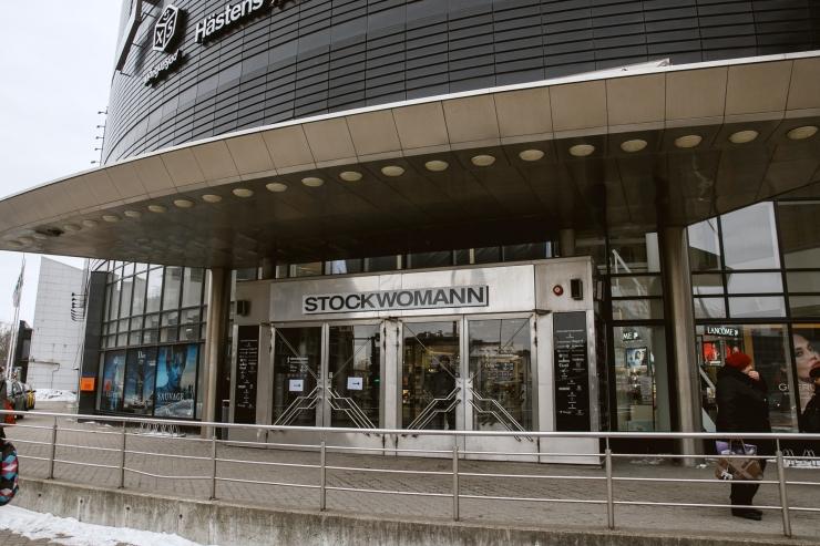PILTUUDIS: Stockmanni kaubamaja vahetas nime