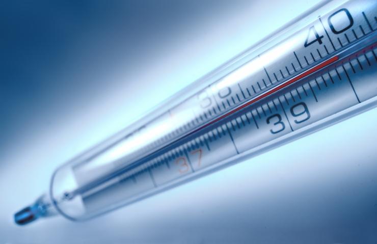 Terviseamet: purunenud kraadiklaasi elavhõbedaaurud on tervisele ohtlikud
