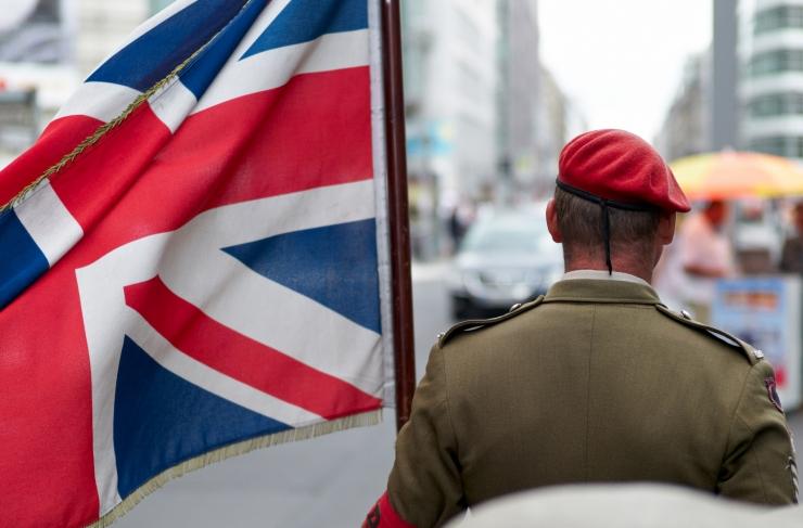 Ühendkuningriigi maavägi saadab Eestisse neli kopterit