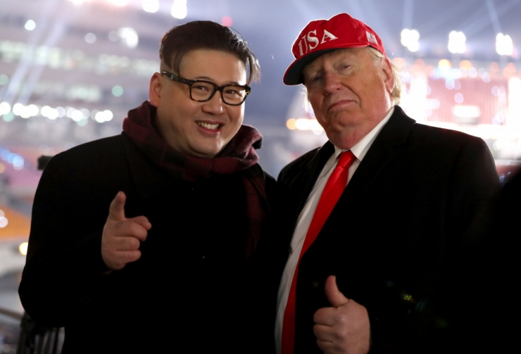 Kim Jong-un ja Trump kohtuvad hiljemalt mais