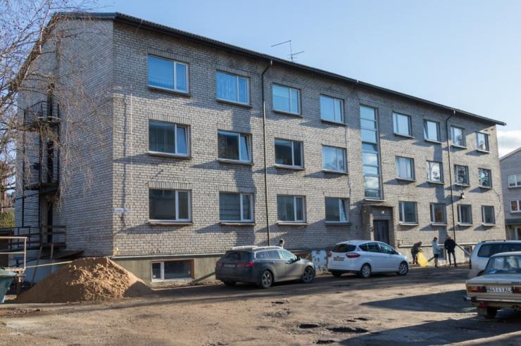 Viljandis avatakse uus täiskasvanute varjupaik