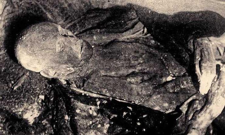 Võlgades hertsog teenis pärast  surma muumiana võlgu tagasi