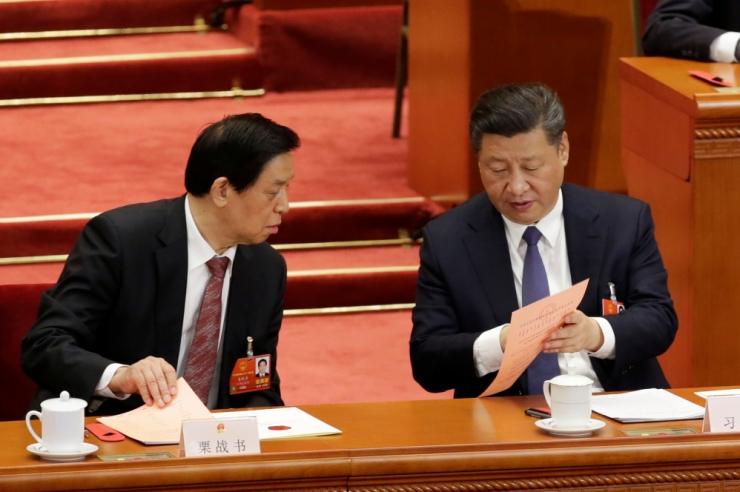 Hiina parlament kiitis heaks presidendi ametiajapiirangu kaotamise