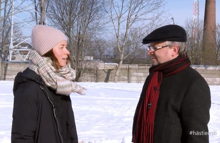 """VIDEO! Telesaates """"Hästi, Eesti!""""! Miks Evelin Võigemast doonoriks hakkas?"""