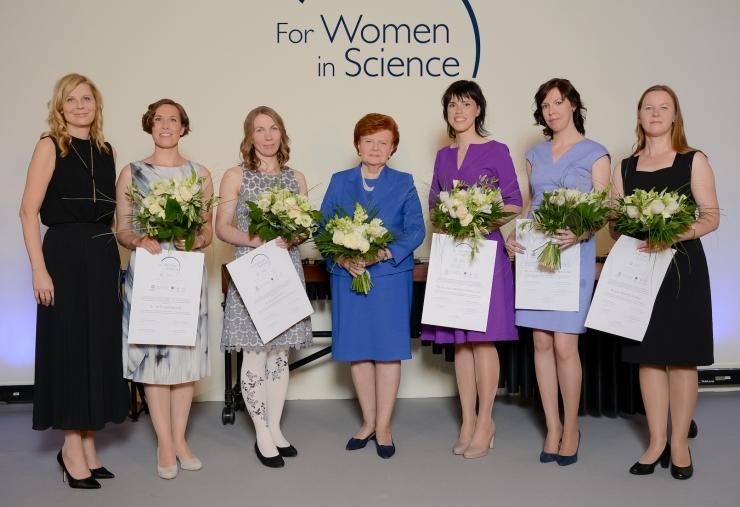 Kätte jõuab naiste teadusstipendiumile kandideerimise tähtaeg
