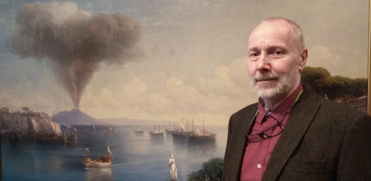 Alar Nurkse: Aivazovski ei maalinud merd, vaid inimhinge
