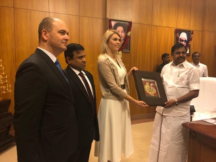 Eesti ja India allkirjastavad e-valitsemise koostöölepingu