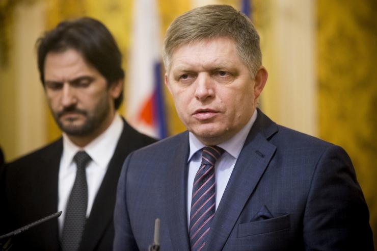 Slovakkia siseminister lahkub ajakirjaniku mõrva järel ametist