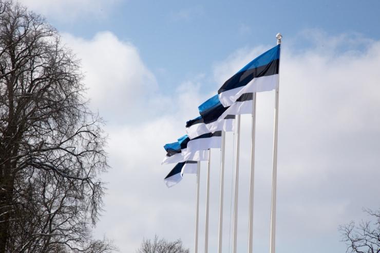 Riigikogu lükkas EKRE hümniseaduse eelnõu tagasi