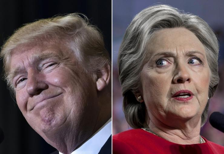 Hillary Clinton: USA ei ole Trumpi ära teeninud