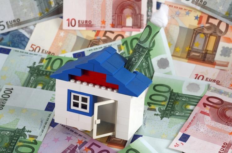 Keskmine Tallinna korter kallines aastaga ligi 10 000 eurot