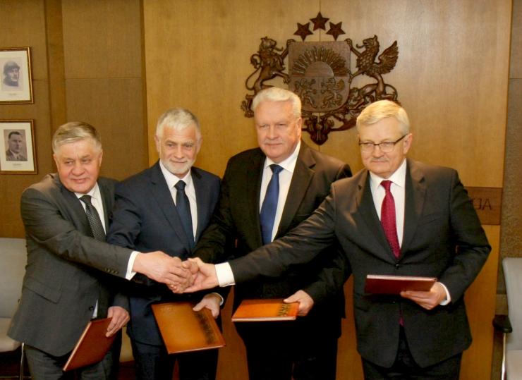 Baltimaade ja Poola põllumajandusministrid allkirjastasid ühisdeklaratsiooni
