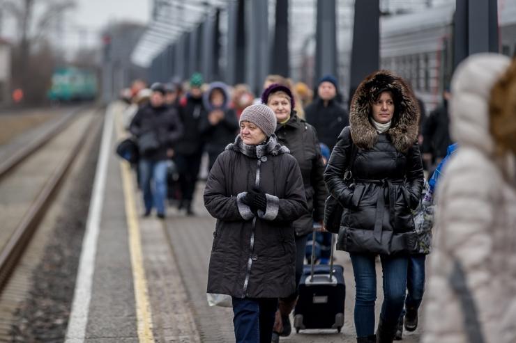 Soome ja Vene turistide huvi Tallinna vastu kasvas