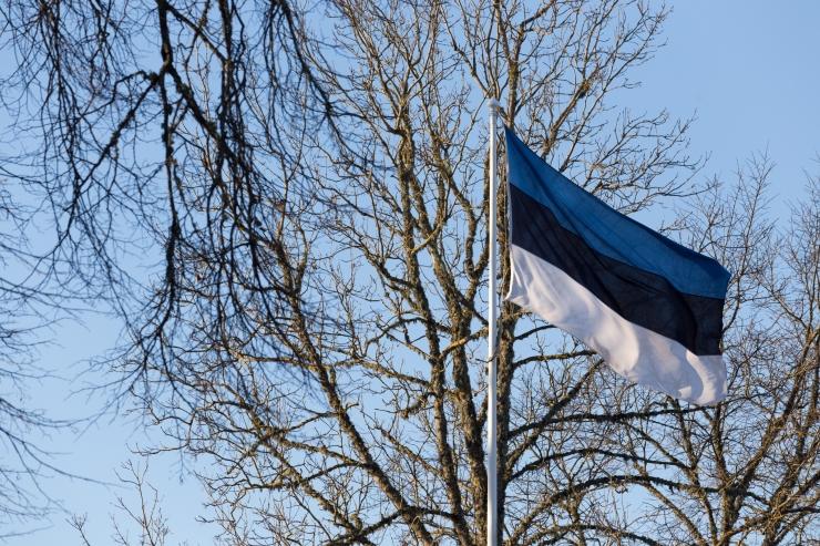 Emakeelepäeva puhul on Eestis lipupäev