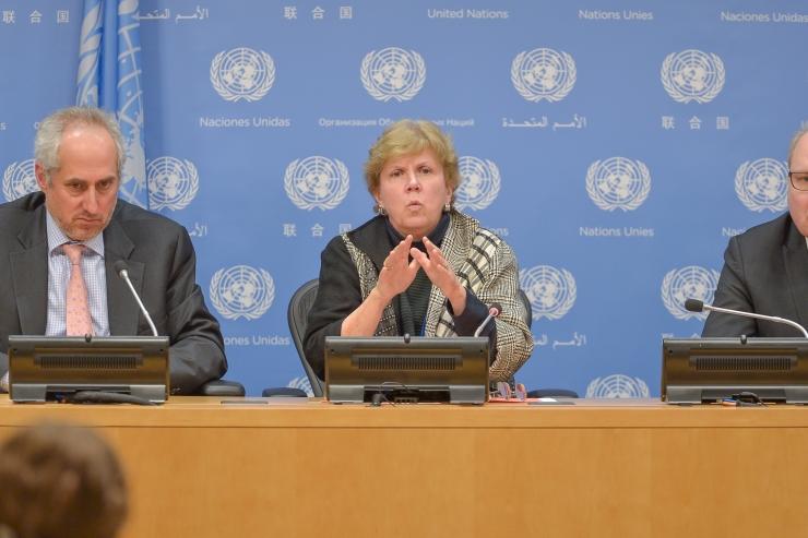 ÜRO sai 138 kaebust töötajate seksuaalrikkumiste kohta